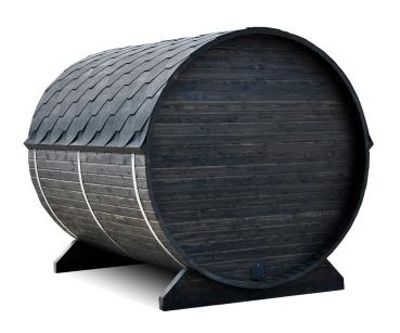 fass sauna bausatz mit holzofen selbstverst ndlich sind saunab nke auch vorhanden. Black Bedroom Furniture Sets. Home Design Ideas
