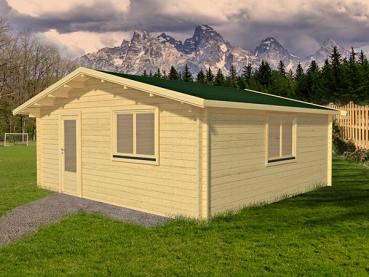 gartenhaus nida 11 als bausatz mit fu boden das. Black Bedroom Furniture Sets. Home Design Ideas