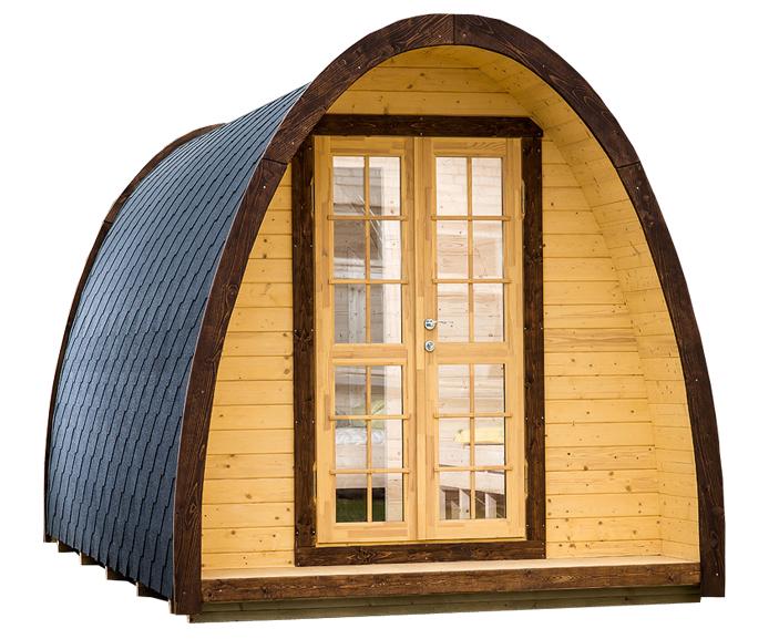 camping pod f r den zelt oder campingplatz. Black Bedroom Furniture Sets. Home Design Ideas