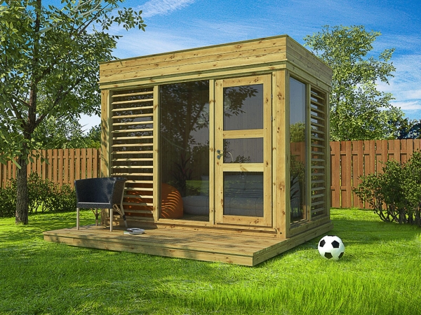 garden cube. Black Bedroom Furniture Sets. Home Design Ideas